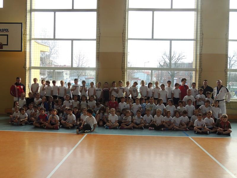 Spotkanie z trenerami taekwondo