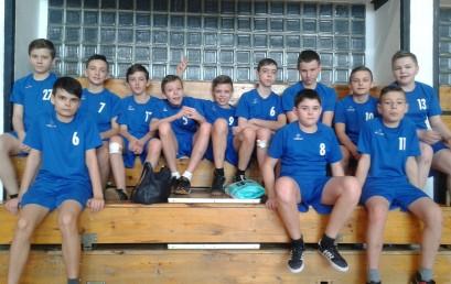 Rejonowe Zawody w Siatkówce chłopców