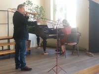Niecodzienna lekcja muzyki