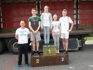 Cztery medale w Lekkiej Atletyce!