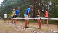 Lekkoatletyczny obóz sportowy