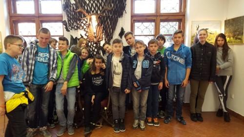 Wizyta w Muzeum Regionalnym w Pleszewie