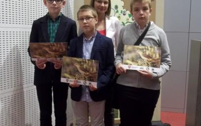 Uczniowie Dwójki nagrodzeni w Poznaniu