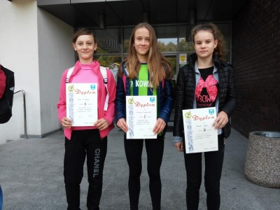 Miejsko-gminne Biegi Przełajowe szkół podstawowych i gimnazjalnych