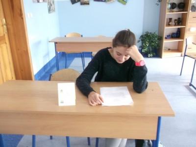 Wyniki Wojewódzkiego Konkursu Biologicznego. Etap szkolny