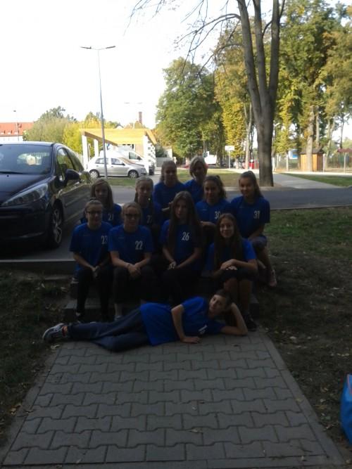 Powiatowe Mistrzostwa w Sztafetowych Biegach Przełajowych