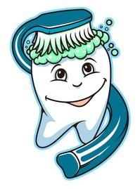 I etap fluoryzacji zębów