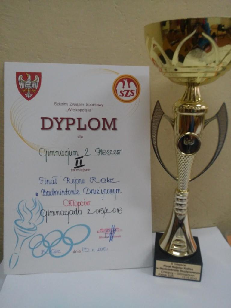 Srebrni badmintoniści