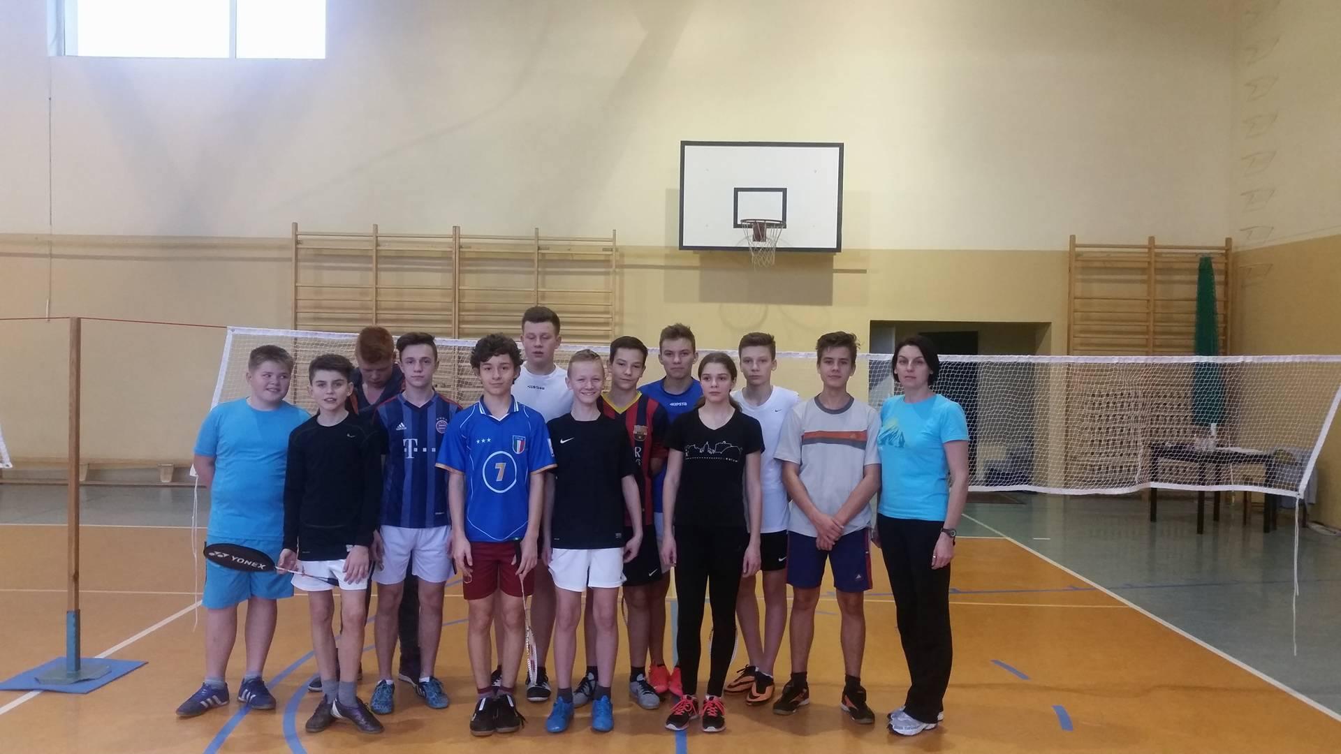 III Świąteczny Turniej Badmintona