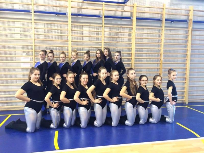 Mistrzostwa Strefy Kalisz w Aerobiku Grupowym