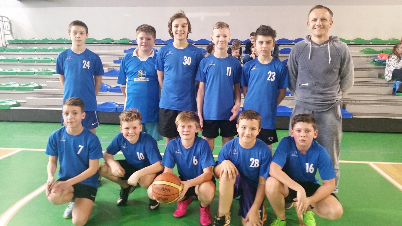 Powiatowe Mistrzostwa w Koszykówce dziewcząt i chłopców