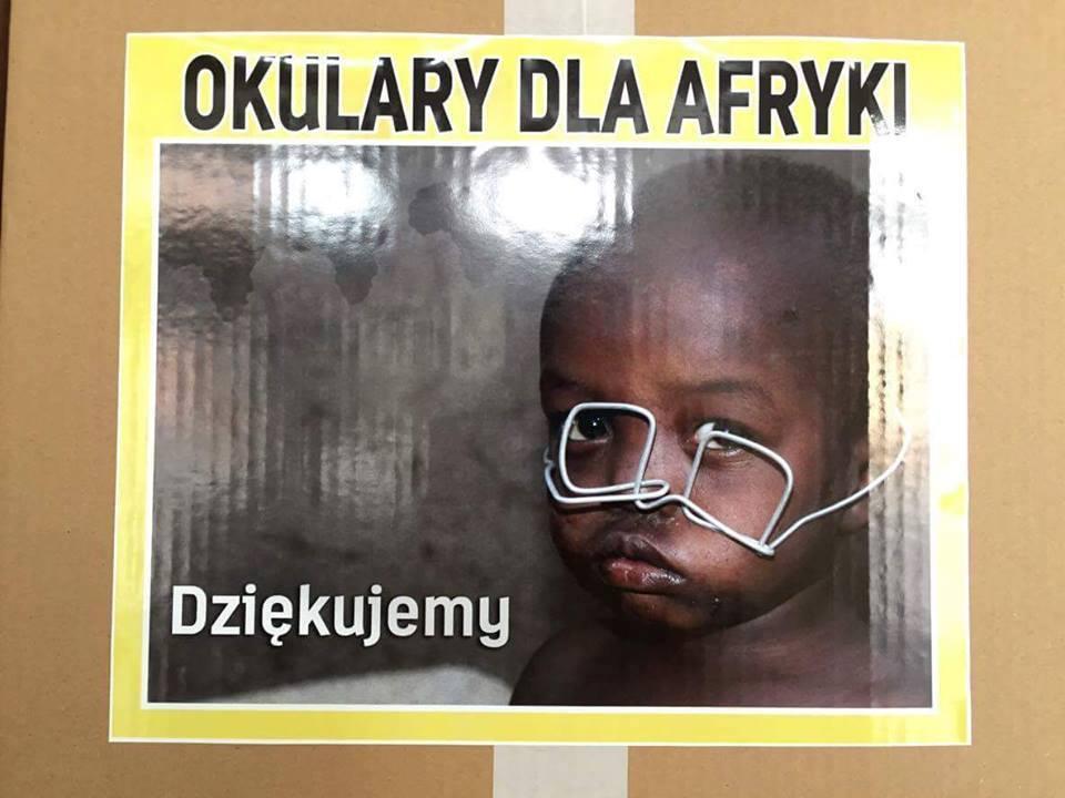"""Uczniowie """"Dwójki"""" pomagają dzieciom w Afryce!"""
