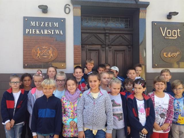 Wizyta w Muzeum Piekarstwa