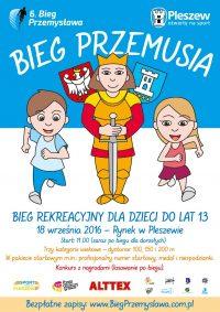 Regulamin Biegów dla Dzieci w ramach VI Biegu Przemysława