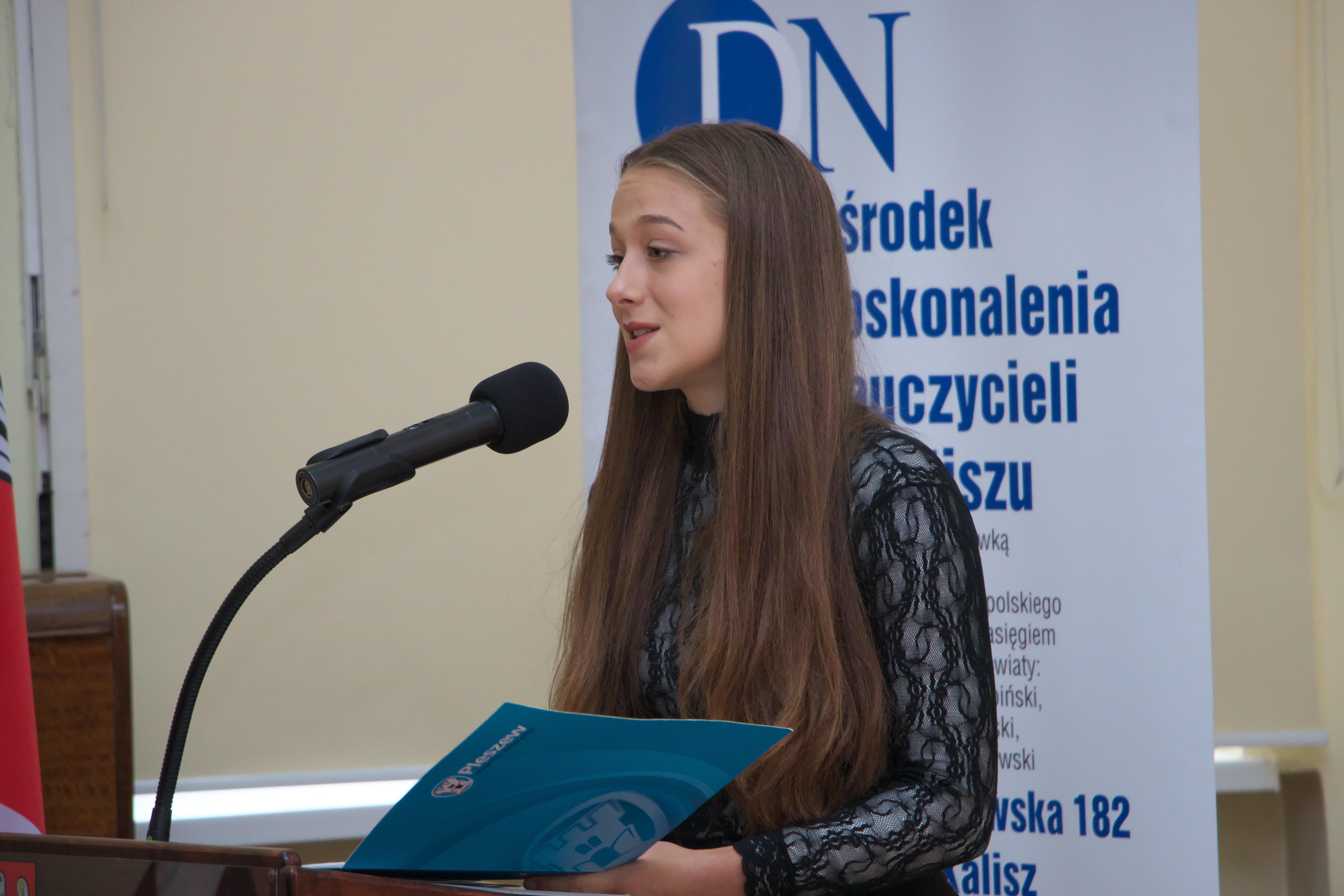 Noemi Drążewska zdobyła tytuł SUPERNAUKOWCA!