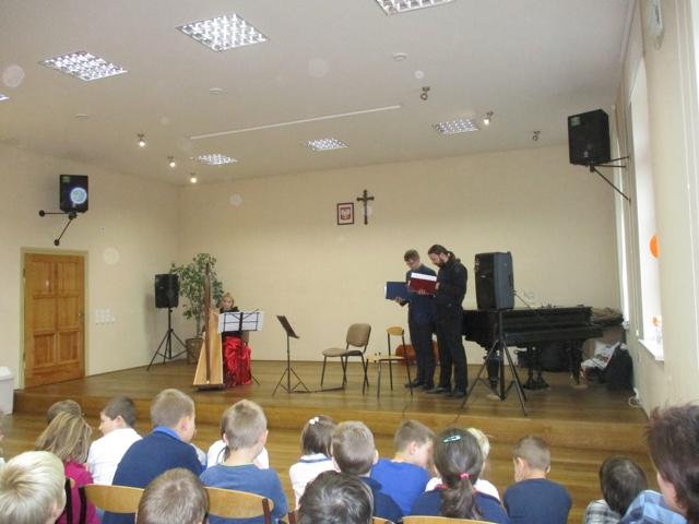 Lekcje z Filharmonią