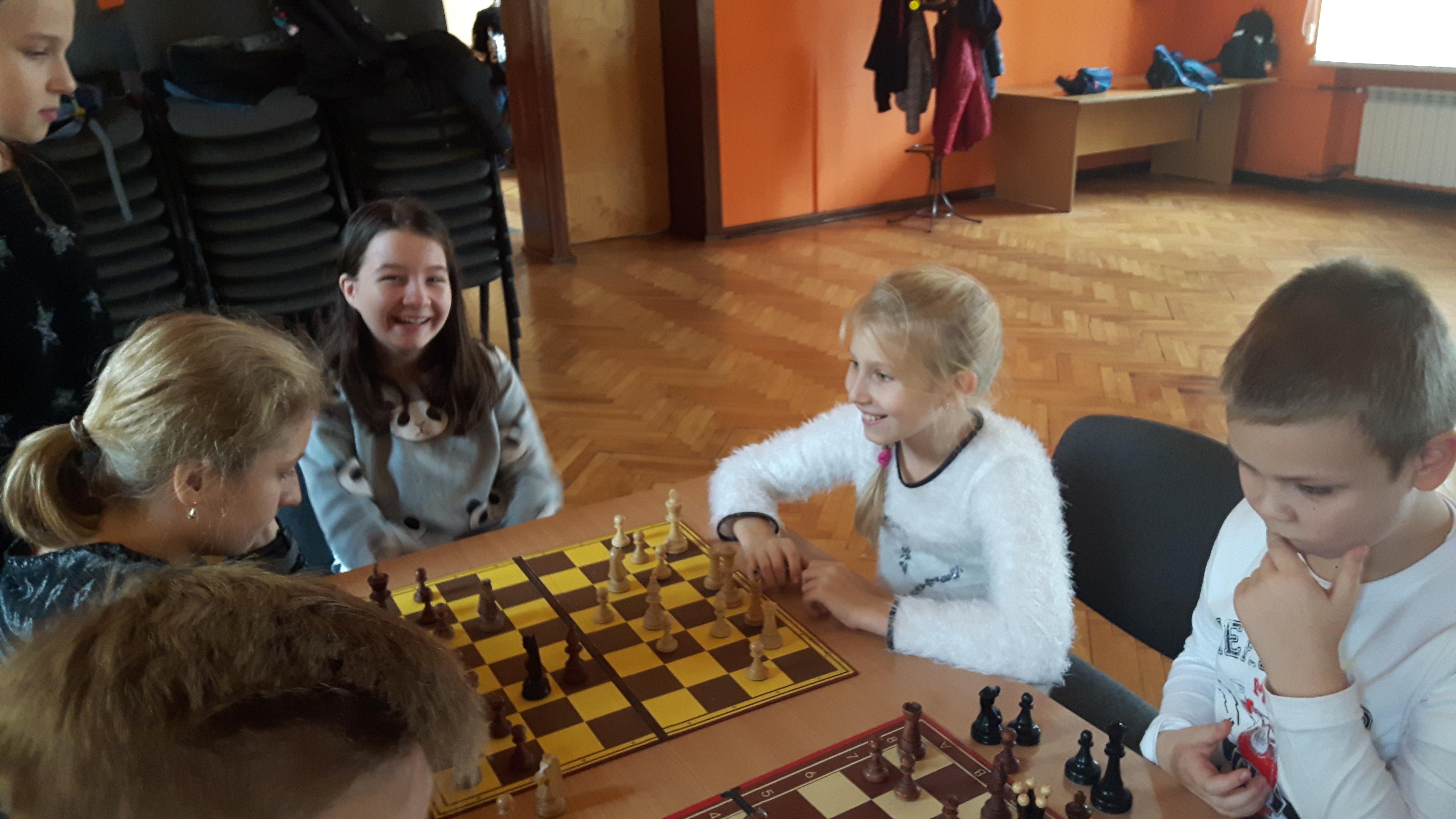 Sukces szachistów!