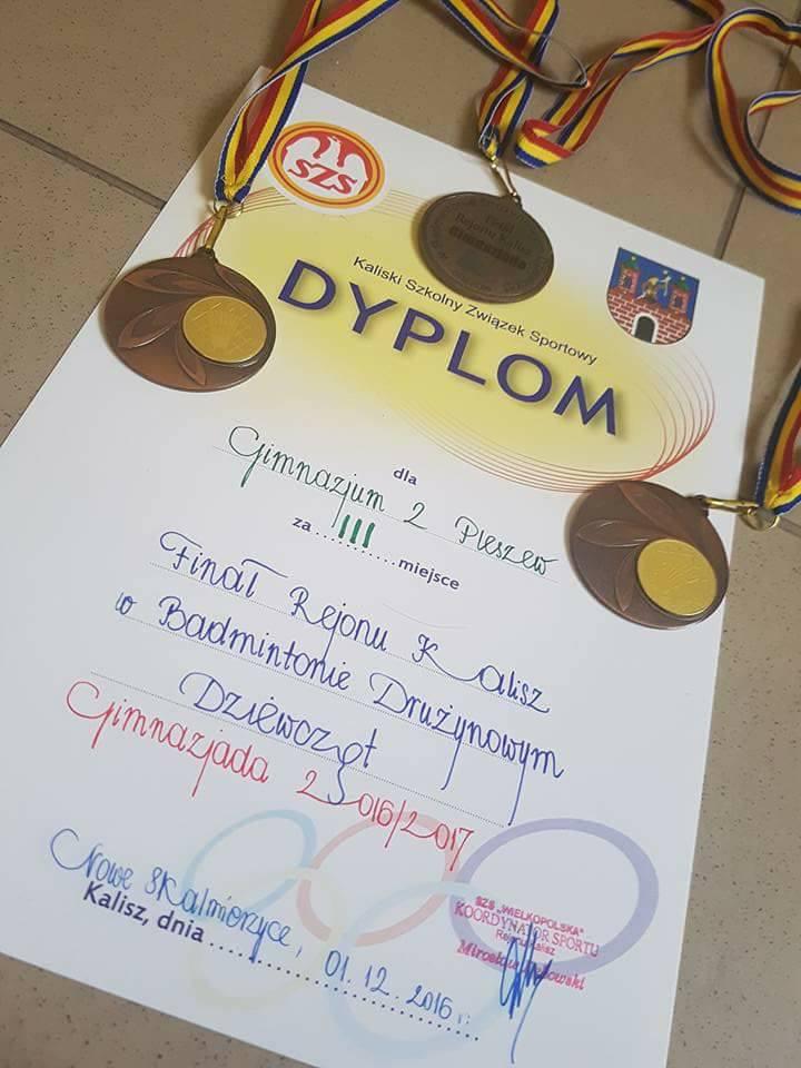 Życiówka i historyczny wynik badmintonistek! Brązowy medal jest nasz!