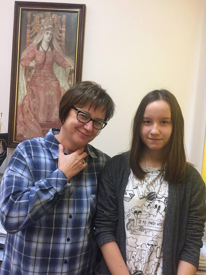 Finałowa Justyna!