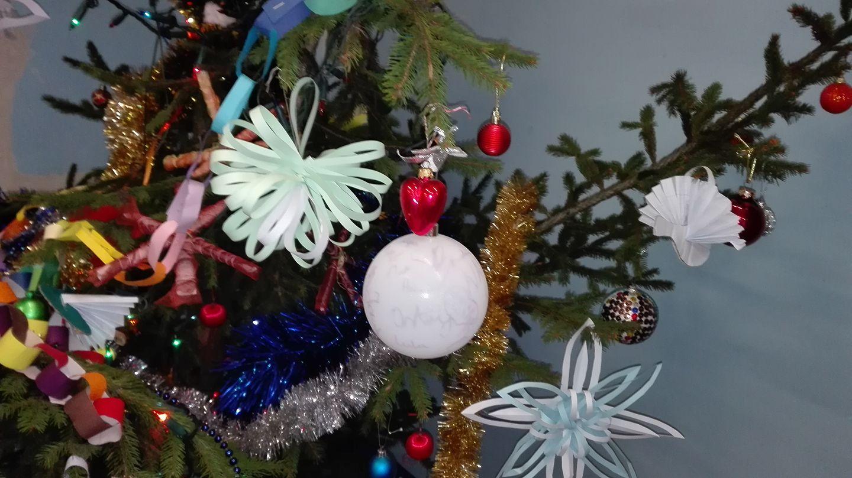 Konkurs na najładniejszy świąteczny wystrój sal lekcyjnych klas IV-VI