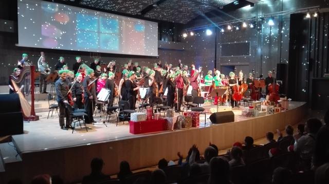 Orkiestrowa Fabryka Świętego Mikołaja