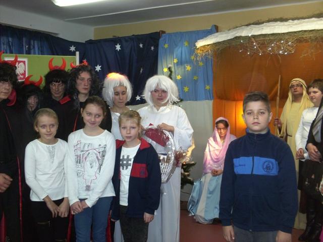 Wizyta kl. IIIa w Zespole Placówek Specjalnych w Pleszewie
