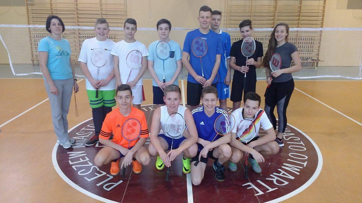IV Noworoczny Turniej Badmintona