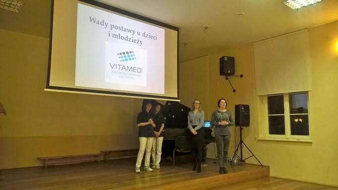 Współpraca z firmą VITAMED rozpoczęta!