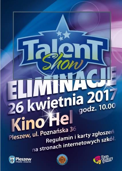 Eliminacje Talent Show!