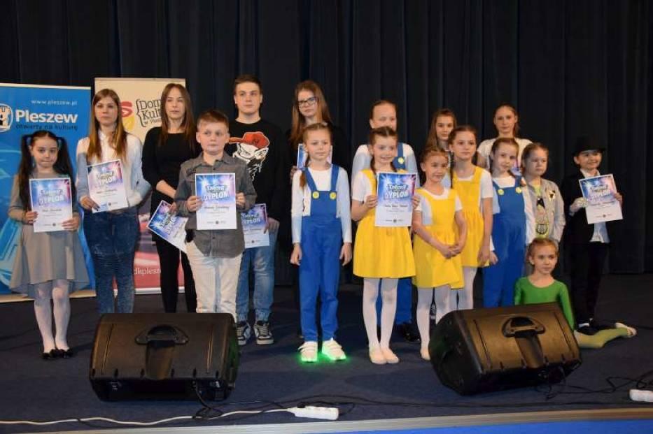 Nasi uczniowie w eliminacjach Talent Show!