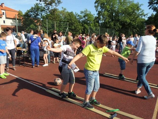 Festynowe konkurencje sportowe