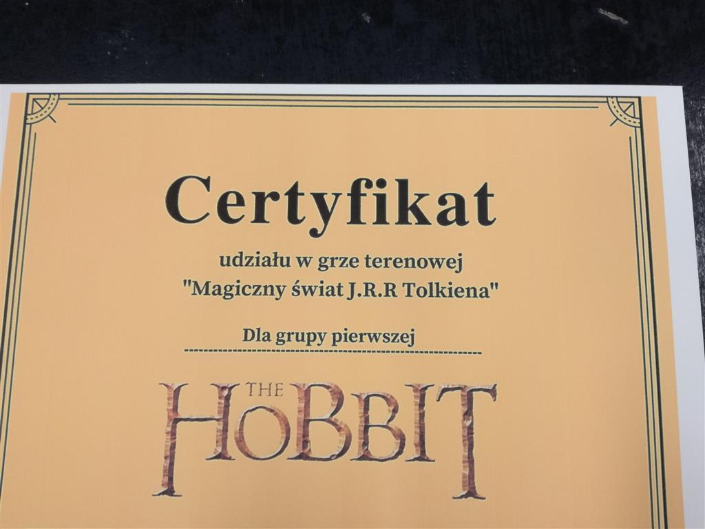 Magiczny świat Tolkiena