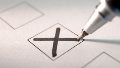 Wyniki demokratycznych wyborów do Rady Samorządu Uczniowskiego