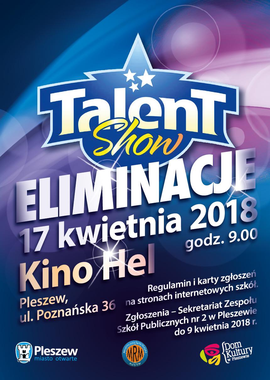 Talent Show 2018!