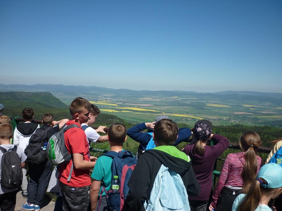 Wycieczka w Góry Stołowe
