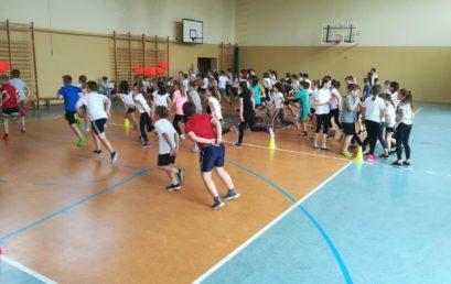 """""""Bieg po zdrowie"""" na sportowo!"""