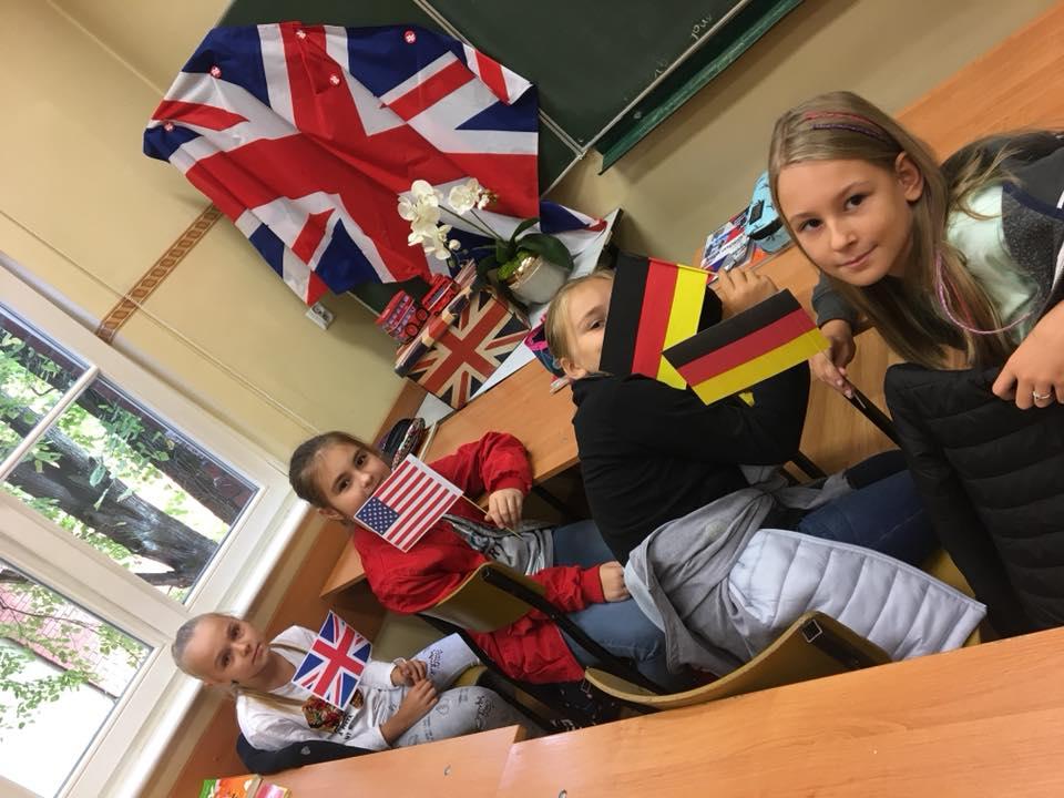 Europejski Dzień Języków w naszej szkole