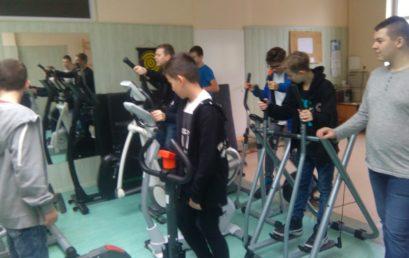 Wizyta klasy VIIa w Środowiskowym Domu Samopomocy w Pleszewie