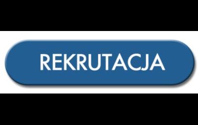 Rekrutacja do szkół ponadpodstawowych i ponadgimnazjalnych na rok szkolny 2019/2020