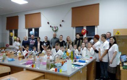 Zabawowo i naukowo w Pleszewskiej Dwójce