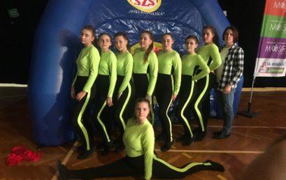 Udany występ dziewczyn w Aerobiku Grupowym w Koninie