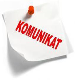 Komunikat Dyrektora szkoły o egzaminie ósmoklasisty