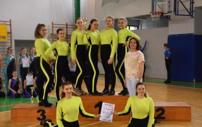 XIX Wielkopolski Turniej w Aerobiku Grupowym
