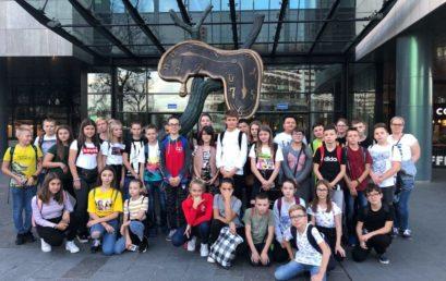 Wycieczka klasy 6 a i 6 e do Wrocławia