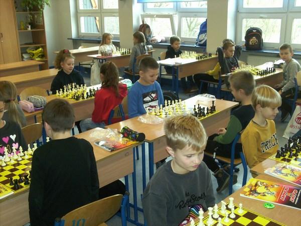 """Projekt """"Edukacja przez szachy w szkole"""""""