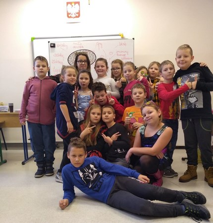 Andrzejki w klasie IIIc