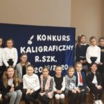 Szkolny Konkurs Kaligraficzny dla klas II-III