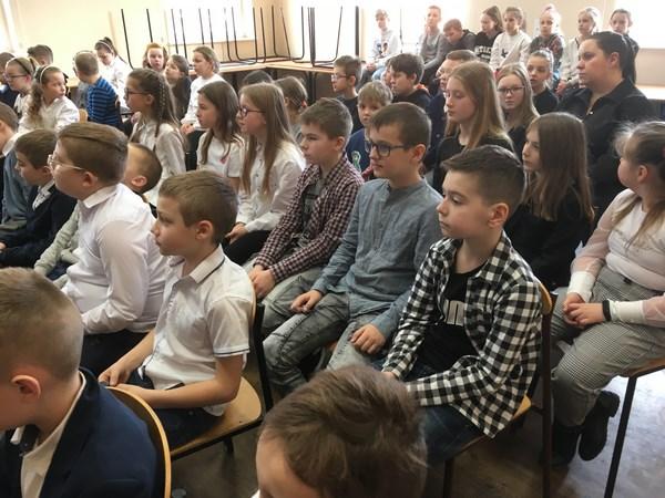 Koncert dla uczniów klas I-III
