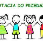 Rekrutacja do przedszkoli