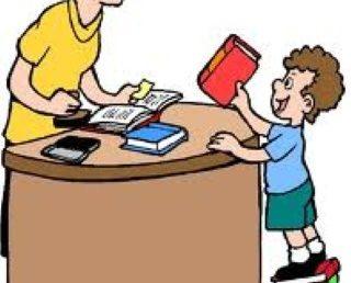 Wypożyczanie lektur z biblioteki szkolnej